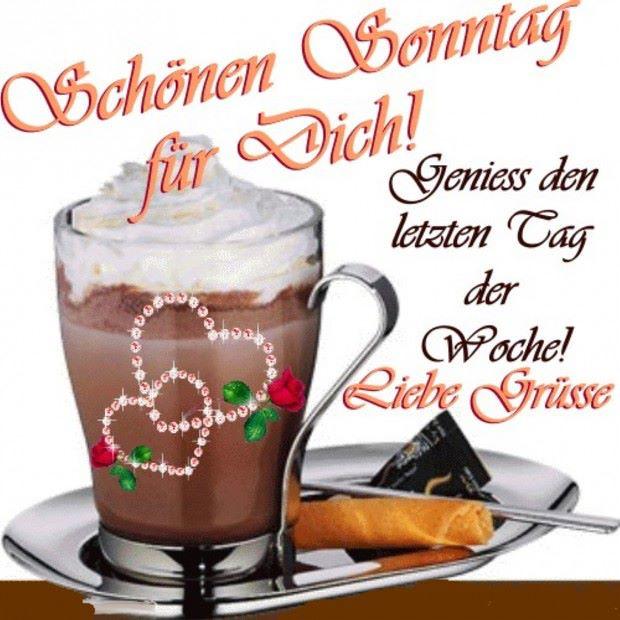 Guten Morgen Zusammen Und Einen Schönen Sonntag Via Blogge Flickr