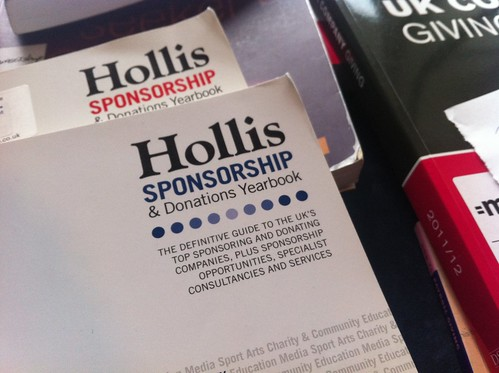 how to get sponsorship for school fete