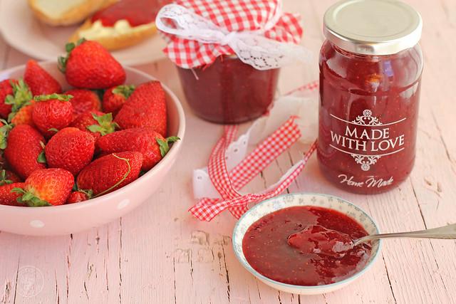 Mermelada fresa pimienta rosa www.cocinandoentreolivos.com (13)