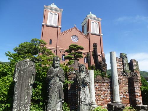 jp16-Nagasaki -1945-Cathedrale (3)a
