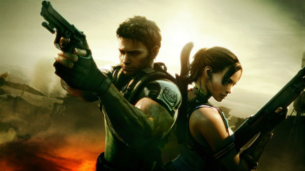 Resident Evil 5 out on PS4 and Xbox One