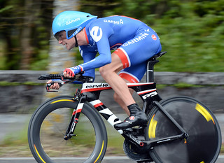 David Zabriskie - Tour of Romandie, prologue | by Team Garmin-Sharp