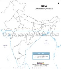 India political map in a3 size download a3 size political flickr india political map in a3 size by mapsofindia gumiabroncs Choice Image