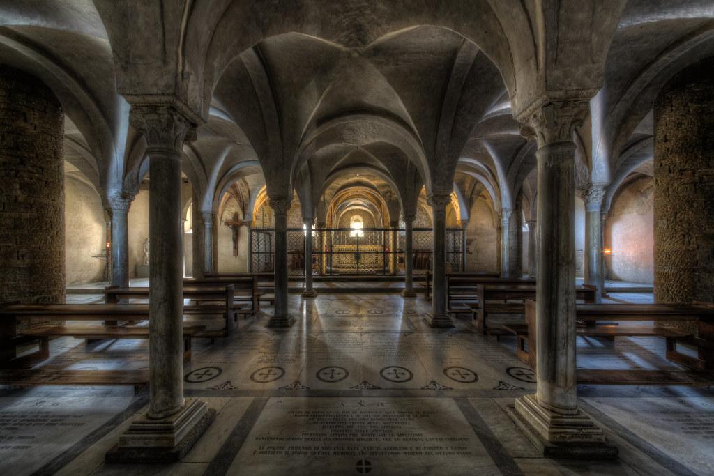 Crypt of San Minato al Monte - Florence