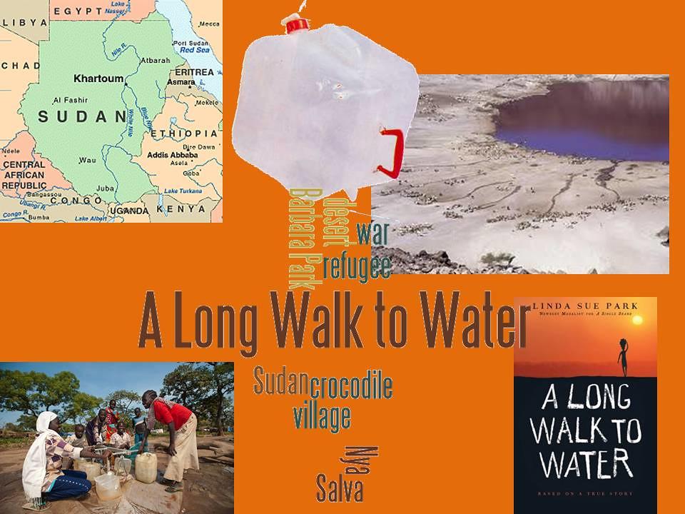 A Long Walk to Water | tamara_cox1 | Flickr