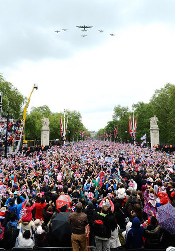 The Jubilee Procession | by The British Monarchy