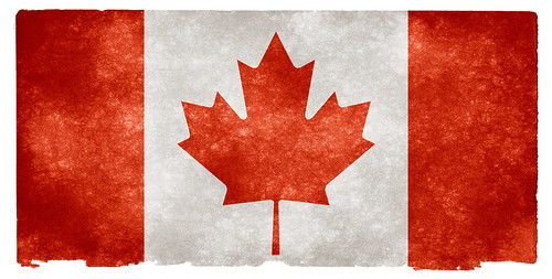 Canada Grunge Flag | by Free Grunge Textures - www.freestock.ca