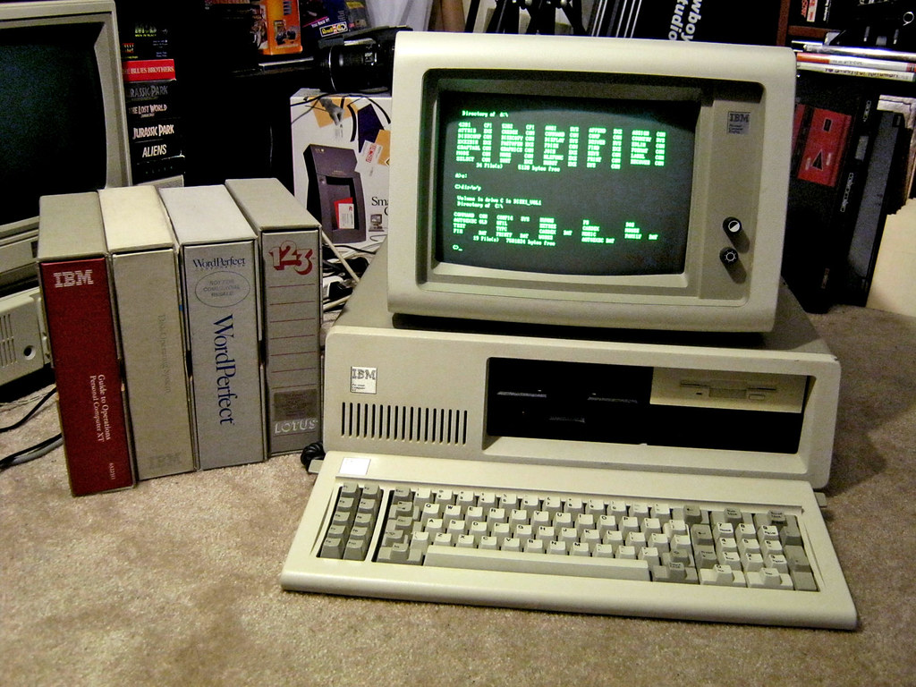 IBM PC XT 5160 | Found this be...