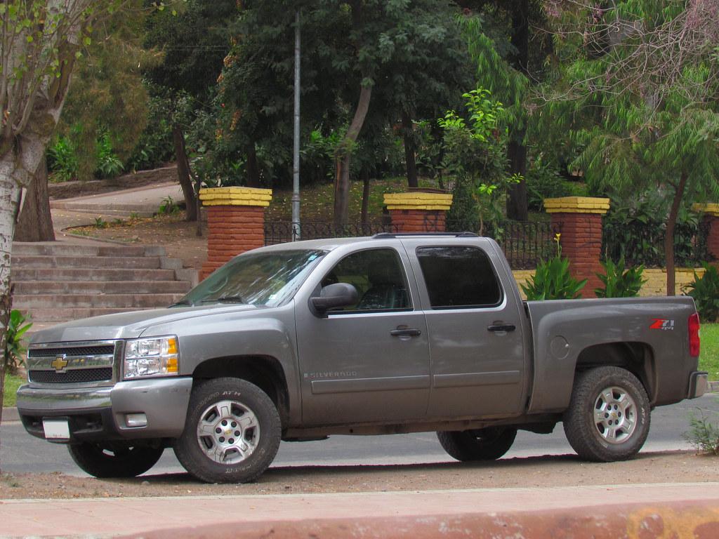 Chevrolet Silverado Lt Z71 4x4 Crew Cab 2008 Rl Gnzlz Flickr Chevy By