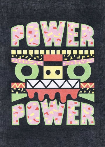 Power Power Monster by Maya Wild | by recoat