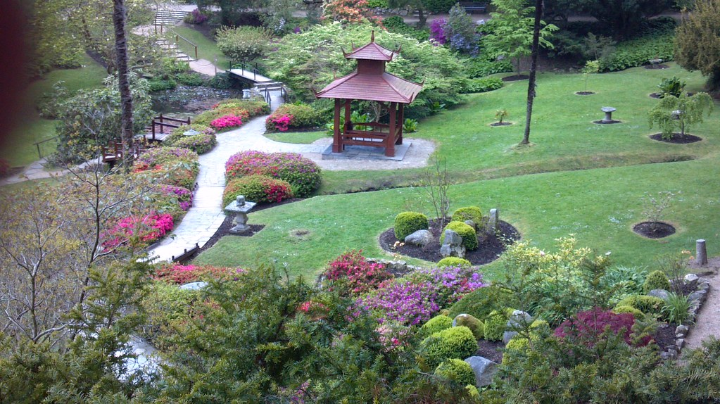 Powerscourt Gardens | \