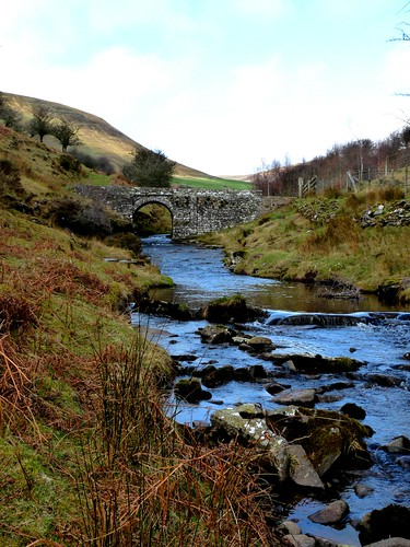 Black Mountains Wales footbridge #dailyshoot | by Leshaines123