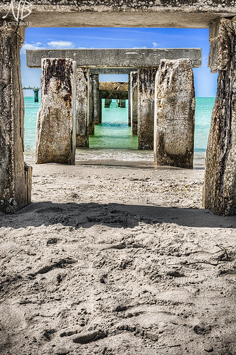 Boca Grande Pier | by Brons Photography