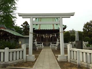 橘樹神社 - 神奈川県川崎市高津区子母口