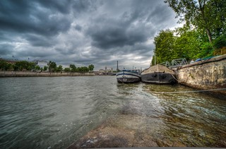 Paris quai peniche | by hebiflux