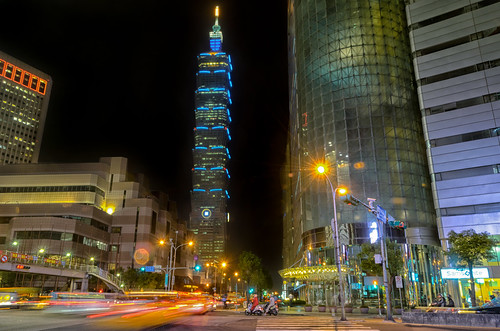Taipei 101, Taiwan | by roevin | Urban Capture
