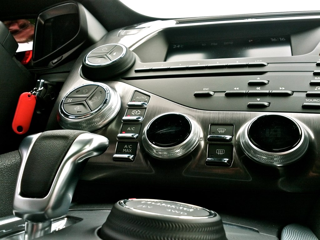 Citroën DS5 Interior | passiondriving.de/2012/05/12/fahrberi… | Flickr