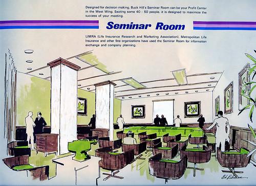 Seminar Room  Dunmore Lang College