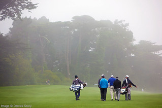 Morning Mist at the Olympic Club - US Open 2012 | by The Digital Story