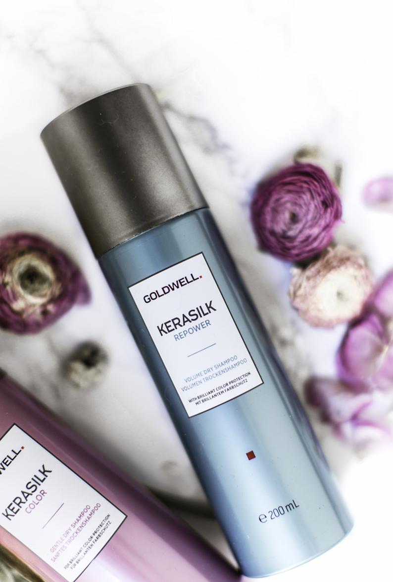 Goldwell Kerasilk Dry Shampoo Repower