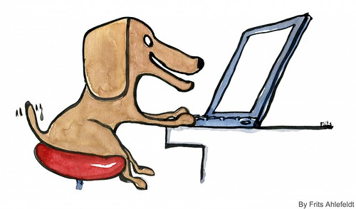 nobody-knows-you-are-a-dog-on-the-internet-by-frits-ahlefeldt | by Frits Ahlefeldt - FritsAhlefeldt.com