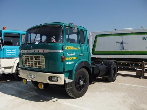 Berliet tr 250 tracteur photo prise l 39 expo avignon for Hayes motor company trucks