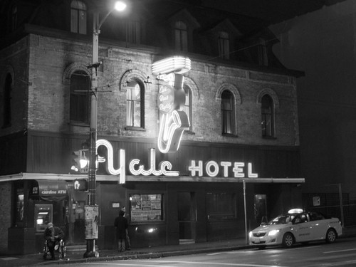 The Yale Hotel Vancouver
