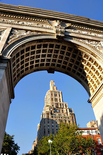 Washington Square, NYC | by Rod Waddington
