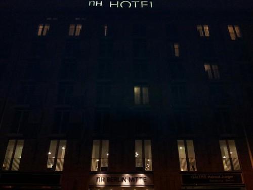 Nh Hotel Berlin Friedrichstrabe