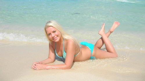 Kitty yung beach side orgy 6