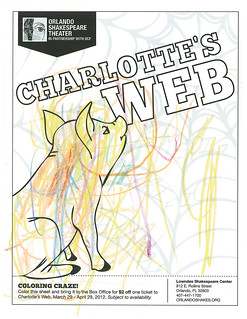 Charlotte's Web Drawing 13 | by orlandoshakes
