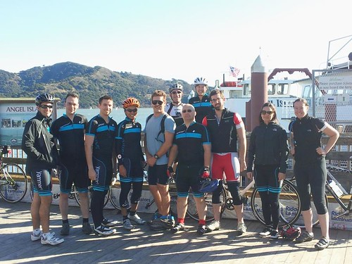Yammer Employee Cycling Team | by sfbike