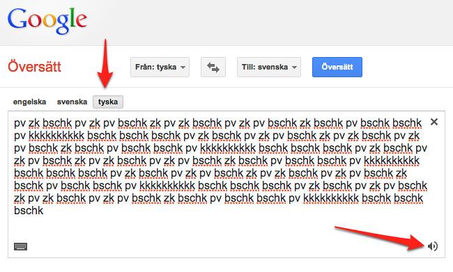 översätt engelska till svensk