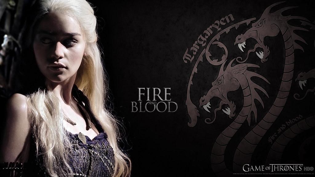 Game Of Thrones Daenerys Targaryen Wallpaper