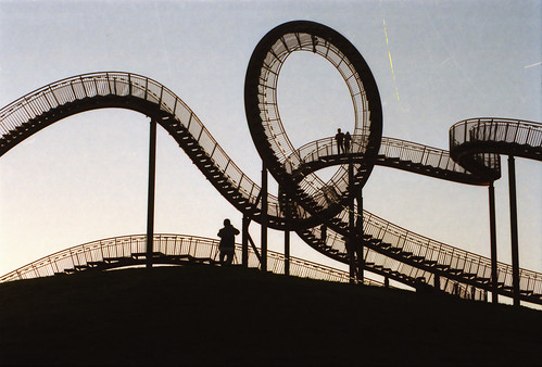 Tiger and Turtle Angerhausenpark  2 | by saschthepasch4