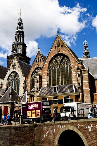 Oude Kerk | by Curtis Gregory Perry