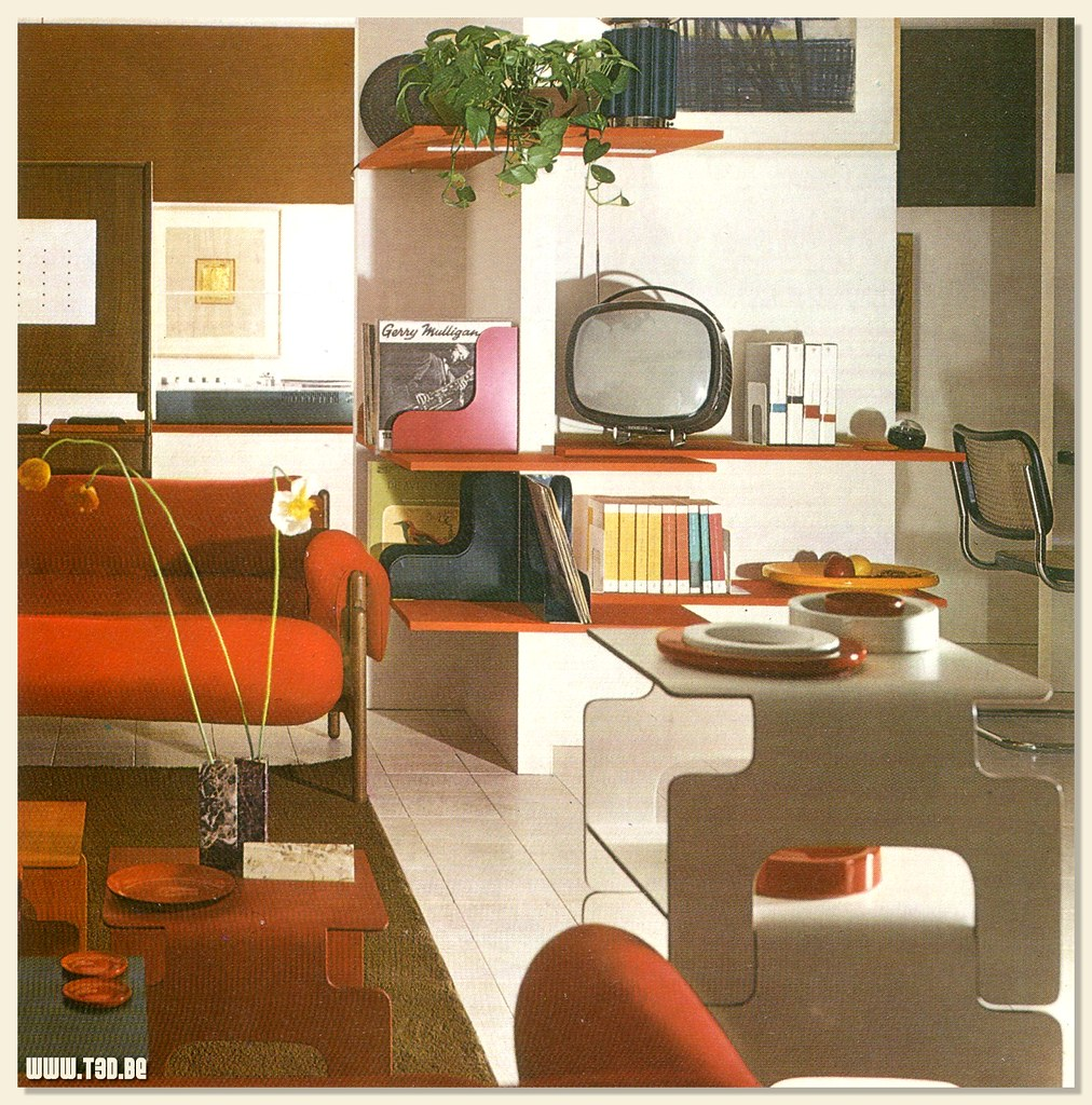 Sixties Interior 03 | Braun Audio 2 (TC45) Stereo set, desig… | Flickr