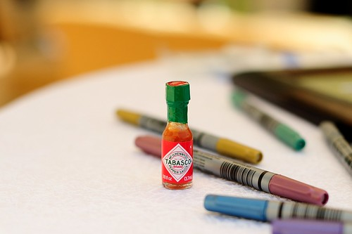 Mini Tabasco | by Mike Saechang