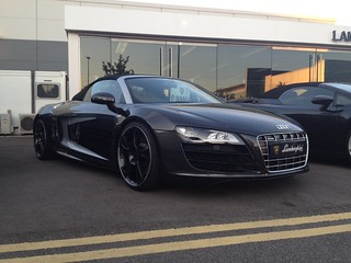 ABT Audi R8 Spyder | by daveoflogic