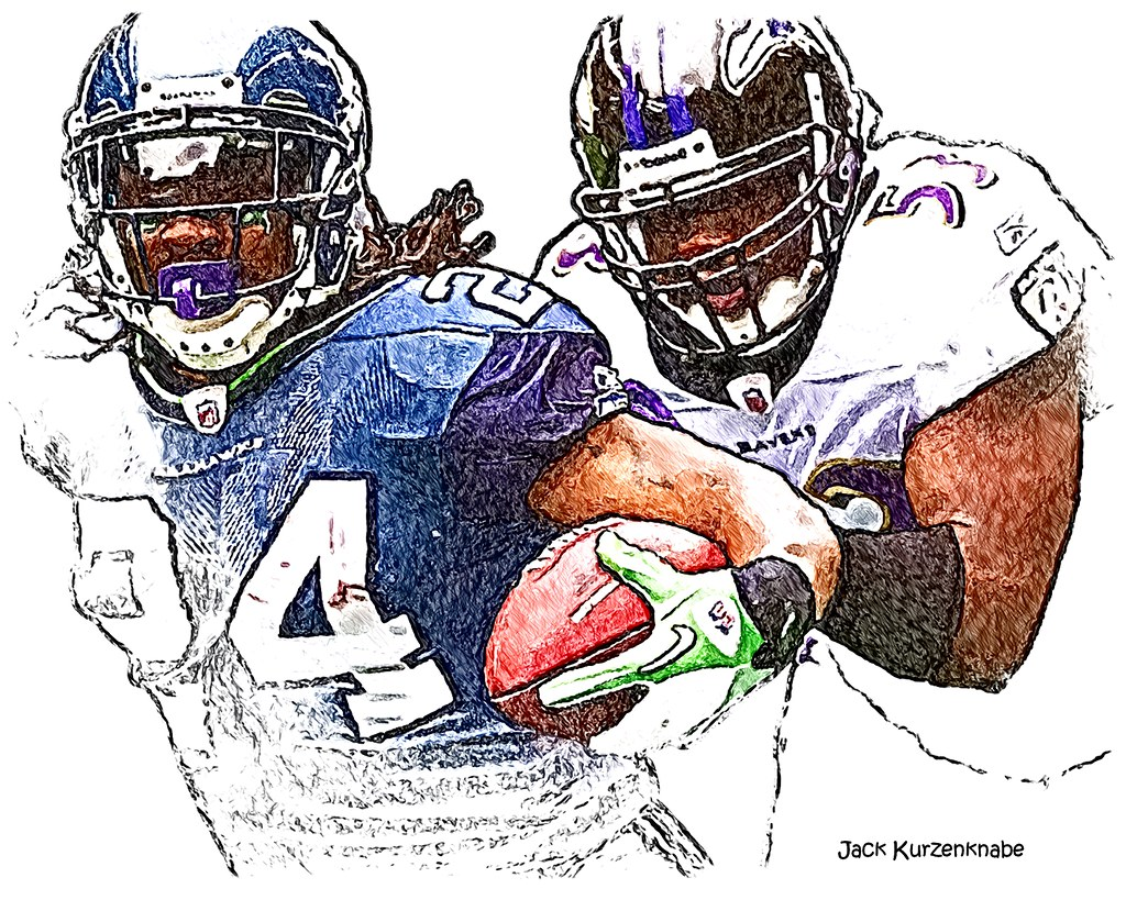 seattle seahawks marshawn lynch baltimore ravens jamee u2026 flickr