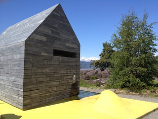 National tourist road Hardanger - toilet | by Guttorm Flatabø