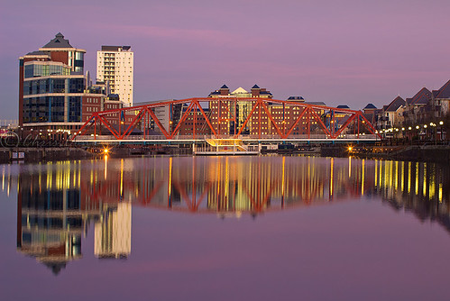 Pink Quays | by Digital Diary........