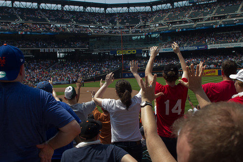 Mets vs. Phillies baseball | by Andrew Maiman