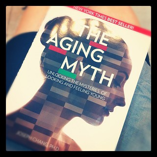 Keep reading 開卷有益 #theagingmyth #aging #book | by candicelui