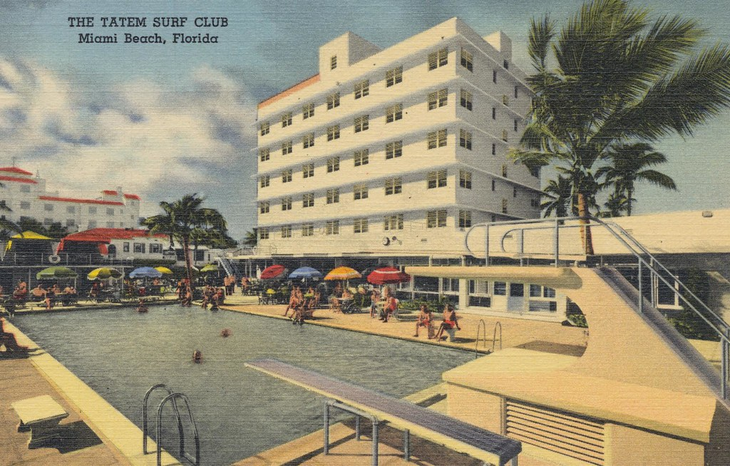Tatem Surf Club - Miami Beach, Florida