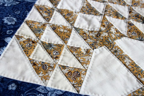 William Morris Tree of Life Quilt | by CoraQuilts~Carla
