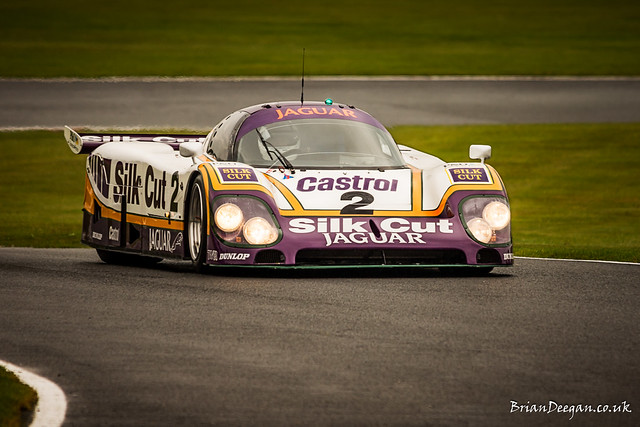 Silk Cut Jaguar XJR 9