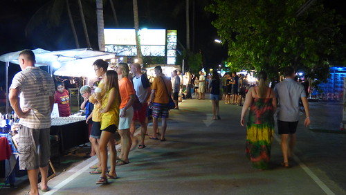 Koh Samui Bophut Friday night