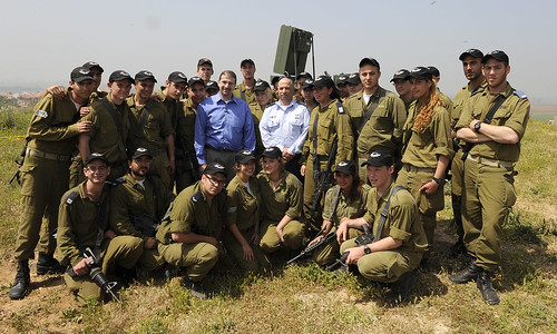 Ambassador Shapiro Meets With Israeli Soldiers | by U.S. Department of State