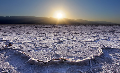 Badwater Salt Flats | by Dave Toussaint (www.photographersnature.com)